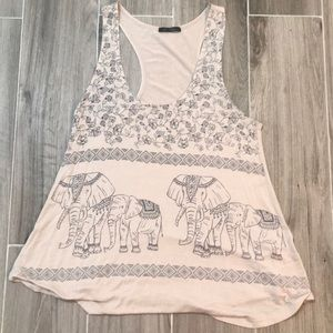 The Classic Elephant Tank Size Small